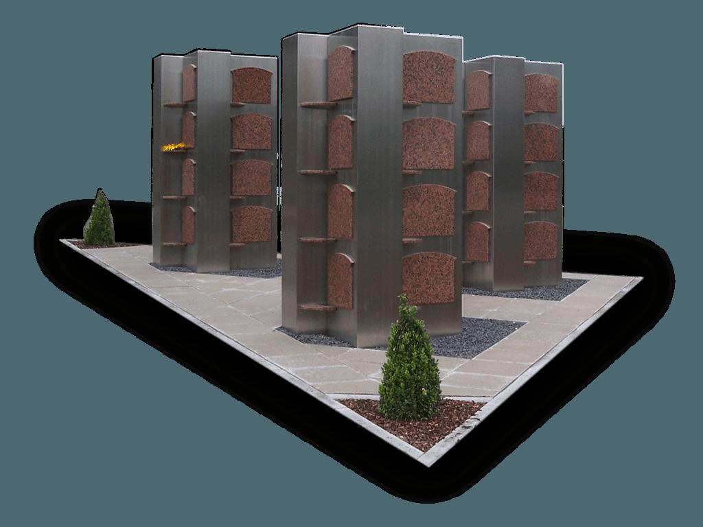 urnenbestattungssysteme f r den au enbereich v p friedhofskonzepte gmbh. Black Bedroom Furniture Sets. Home Design Ideas